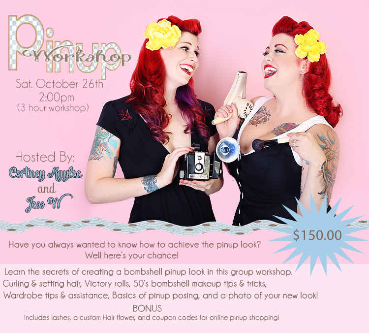 pinupworkshop
