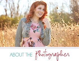 About the Photographer